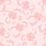 Vintage lace background, ornamental flowers Royalty Free Stock Photos