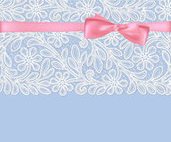 Vintage Lace Doily Stock Images