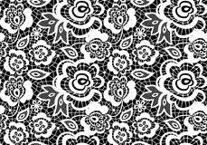 Vintage lace guipure seamless Royalty Free Stock Photography