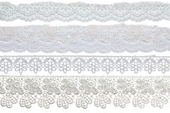 Vintage lace line object Stock Image