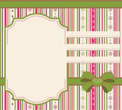 Vintage lace ornaments Royalty Free Stock Photo