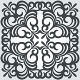 Vintage lace ornaments Royalty Free Stock Image