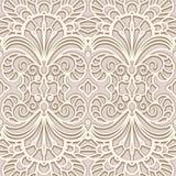 Vintage lace pattern Stock Photos