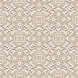 Vintage lace pattern Stock Photos