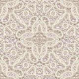 Vintage lace pattern Stock Images