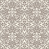 Vintage lace pattern Royalty Free Stock Photography