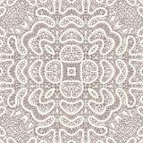 Vintage lace pattern Stock Photo