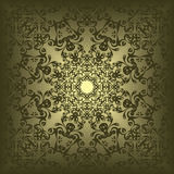 Vintage lace seamless background Royalty Free Stock Photo
