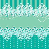 Vintage lace seamless ornament Royalty Free Stock Photo