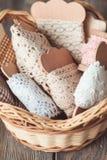 Vintage lace Stock Images