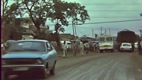 Vintage Lagos Nig?ria banque de vidéos