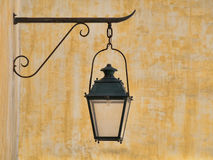 Vintage lamp Stock Images