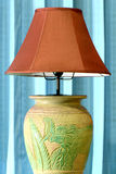 Vintage lamp. Royalty Free Stock Photo