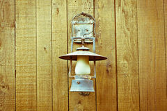 Vintage lamp Royalty Free Stock Photo