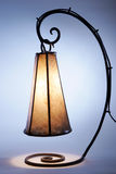Vintage lamp Royalty Free Stock Images