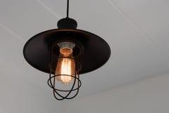 Vintage lamp Stock Photos