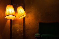 Vintage Lamp Stock Photos