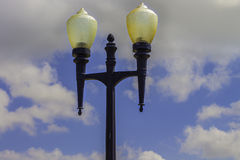 Vintage Lamp Post 2 Royalty Free Stock Photo