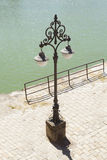Vintage lamppost Royalty Free Stock Photography