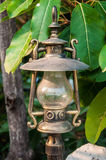 Vintage lamps Royalty Free Stock Images