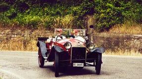 Vintage LANCIA Lambda Spider V serie 1925 Stock Photography