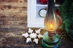 Vintage lantern Royalty Free Stock Images