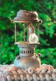 Vintage lantern Stock Photography