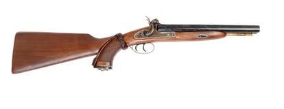 Vintage large-bore hunting gun .58 cal. Royalty Free Stock Photos