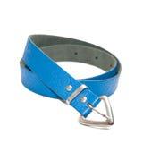 Vintage leather belt Royalty Free Stock Images