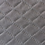 Vintage leather texture with diamond pattern Stock Image