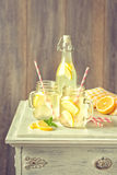 Vintage Lemonade Royalty Free Stock Photo