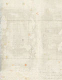 Vintage letter paper background. A vintage paper and letters background stock photo