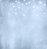 Vintage  light blue paper Royalty Free Stock Photo