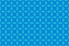 Vintage light blue pattern for background royalty free stock photography