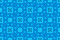 Vintage light blue pattern for background stock photo