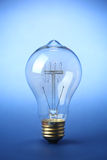 Vintage light bulb Stock Photo