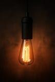 Vintage light bulb Royalty Free Stock Photography