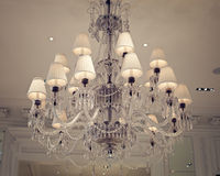 Vintage Light Fixture Royalty Free Stock Photo