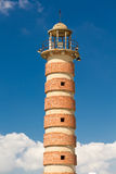 Vintage light house Lisbon, Portugal Stock Images