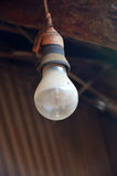 Vintage lightbulb Royalty Free Stock Photography