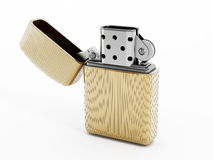 Vintage lighter Royalty Free Stock Photo