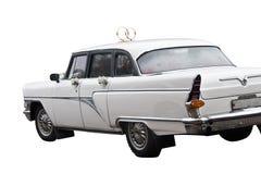 Vintage limousine Royalty Free Stock Image