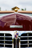 Vintage Lincoln Continental Royalty Free Stock Photo