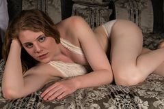 Vintage lingerie Royalty Free Stock Photography