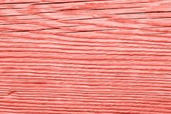 Vintage living coral wood texture. Abstract background.  royalty free stock image