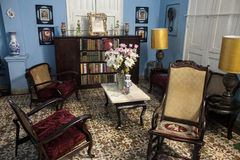 Vintage living room Stock Photography