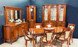Vintage living room Stock Image