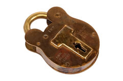 Vintage Lock Royalty Free Stock Photos