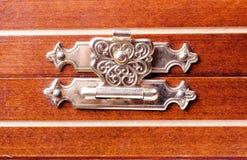 Vintage lock Stock Photo