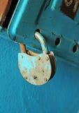 Vintage lock Stock Photography
